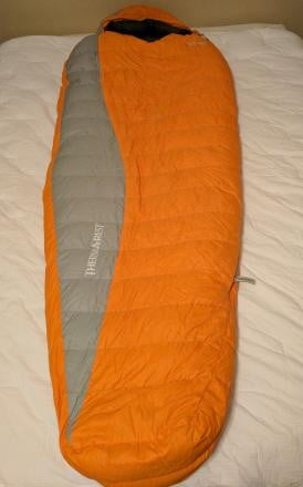 Thermarest Antares 15 degree