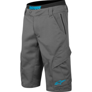 Manual Shorts  Dark Grey, 36 - Like New