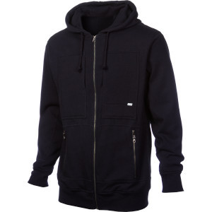 Station Waffle Lined Full-Zip Hoodie - Men's  Dark