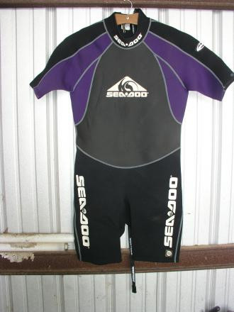 SEA DOO 3/4 Wet Suit Mens XL