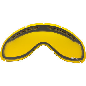 DX Goggle Replacement Lens Yellow, One Size - Exce