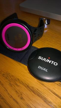 Womens Sunnto M4 Heart Rate Monitor Watch