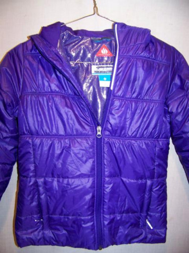 Columbia Omniheat Insulated Jacket Liner, Girls Medium 10-12