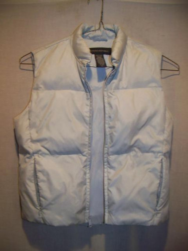 Banana Republic Down Vest, Womens XSmall
