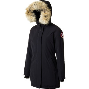 Victoria Down Jacket - Women's Navy, XS - Good