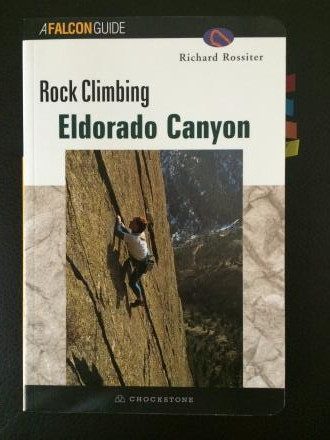 Eldorado Canyon Climbing Guide