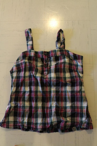 Merell Plaid Top