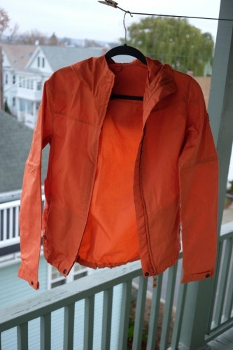 Fjallraven Stina Women's Size S (burnt orange)