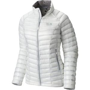 Ghost Whisperer Down Jacket - Women's White, L - Good