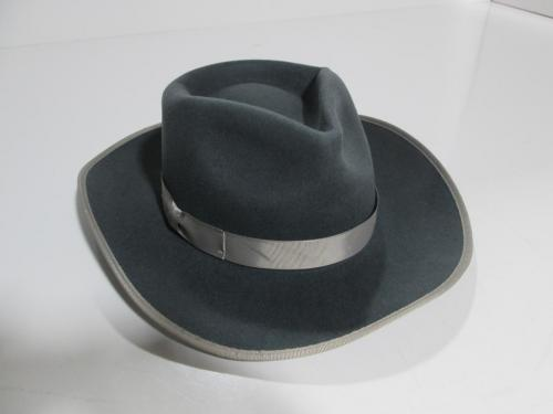 Monroe Hat Dark Grey, XL - Fair
