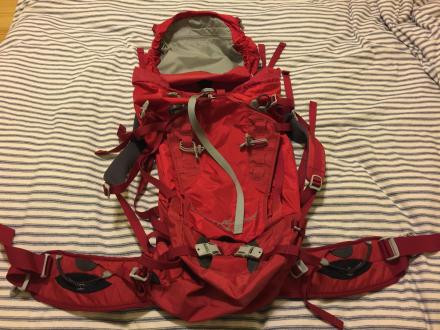 Osprey Variant 37 Mountaineering Pack