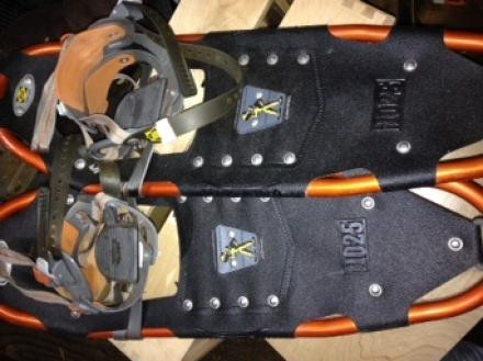 Atlas 1025 snowshoes- unisex- lightly used
