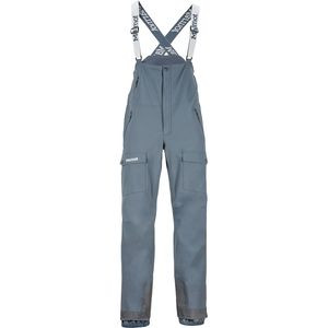 Rosco Bib Pant - Men's Steel Onyx, S - Good