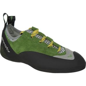 Spark Climbing Shoe Green/Grey, 9.0 - Excellent