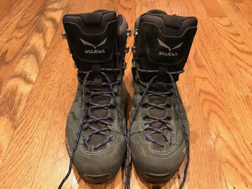 Salewa WS Mountain Trainer Mid GTS, Womens 7, Like New