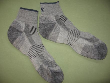 3 pairs of wool socks