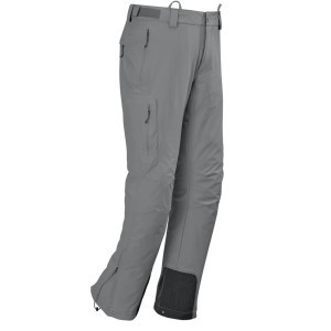 Cirque Softshell Pant - Men's Pewter, M - Excellent