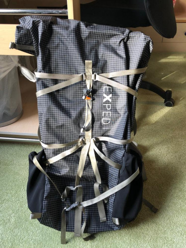Brand New EXPED Lightning 45 L Backpack for Sale
