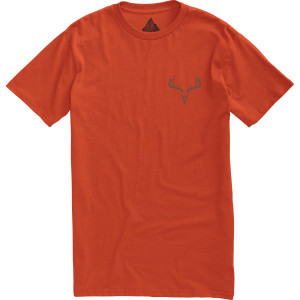 Notch Slim T-Shirt - Short-Sleeve - Men's Red Clay