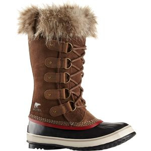 Joan of Arctic Boot - Women's Umber/Red Dahlia, 8.0 - Excellent