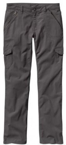 Patagonia Women's Stretch All Wear Cargo Pants - Charcoal