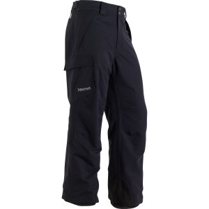 Motion Insulated Pant - Men's Black, M - Excellent