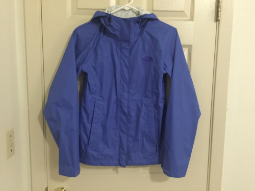The North Face Women's Venture Jacket XS Coastline Blue