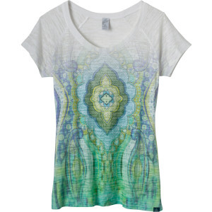 Goddess Shirt - Short-Sleeve - Women's Baja Blue,
