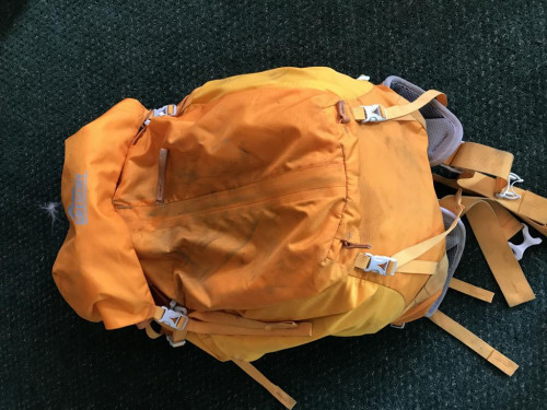 Gregory Z40 backpack