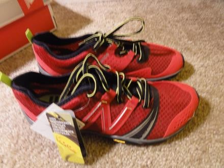 New Balance Minimus MT20RB2, Men's 8.5 NWT