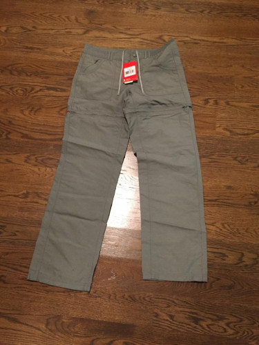 Brand new North Face hiking pants!