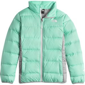 Andes Down Jacket - Girls' Ice Green, M - Excellent