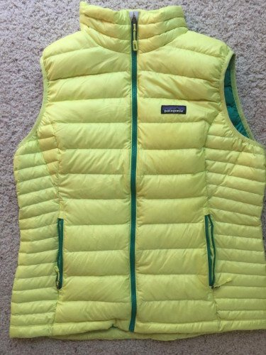 Patagonia Womens Down Sweater Vest