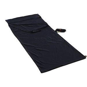 Cotton Sleep Sack Navy Blue, One Size - Excellent