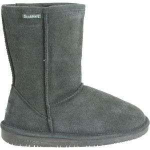 Emma Short Boot - Women's Charcoal, 7.0 - Good