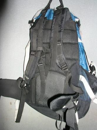 OUTDOOR PRODUCTS Internal Frame Backpack