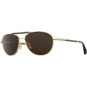 Fairmont Sunglasses Polished Gold/Copper, One Size - Excellent
