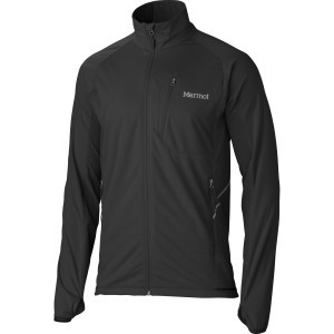 Fusion Softshell Jacket - Men's  Black, M - Excell