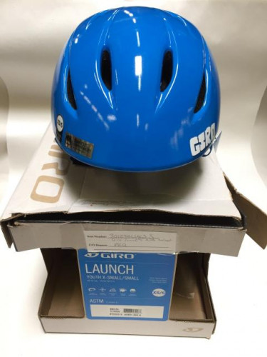 Giro Launch Ski & Snowboard Helmet - Kid's