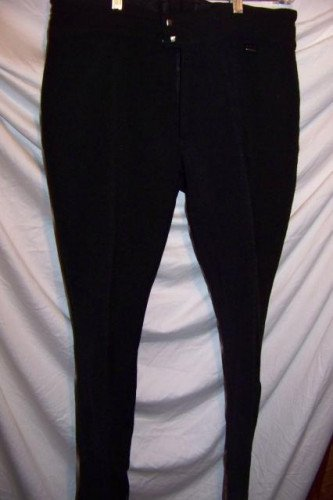 Vintage Obermeyer Stretch Ski Pants, 34 R
