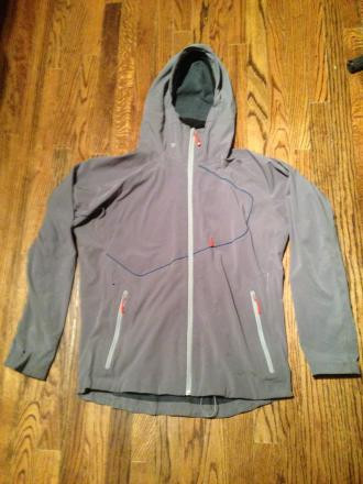 Stoic Welder Lo Softshell Jacket grey size Large