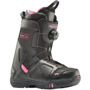 Stomp Boa Snowboard Boot - Women's Black, 8.5 - Ex