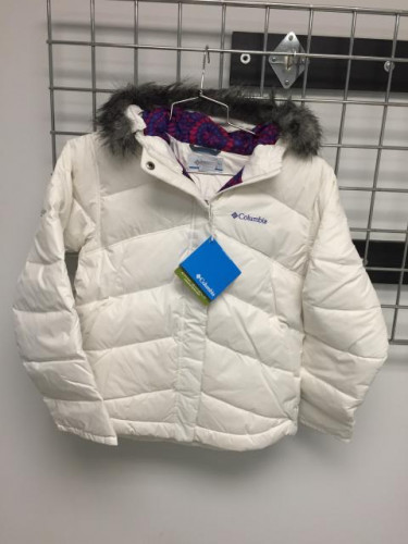 Columbia Alpine Glow Down Insulated Jacket - Girls