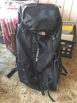 The North Face Terra 65 Backpack 2013