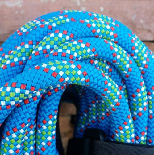 Beal Booster 9.7mm X 60M Dynamic Rock Climbing Rope BLUE  491240-BL