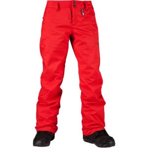 Boom Insulated Pant - Women's Scarlet, M - Excelle