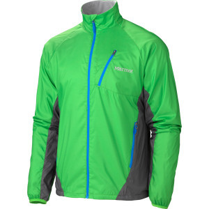 Stride Jacket - Men's  Bright Grass/Slate Grey, XX