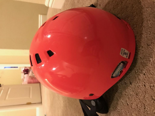 Smith Girl's Ski Helmet