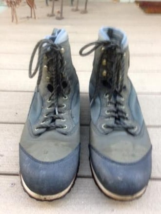 Simms L2 Wading Boots - Size 14 - Only Used 1 wk