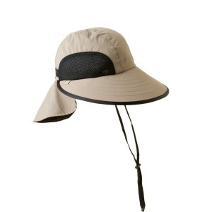 Sport Hat Sand/Black, L - Like New
